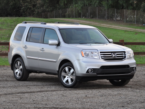 2015 Honda Pilot Owners Manual and Concept