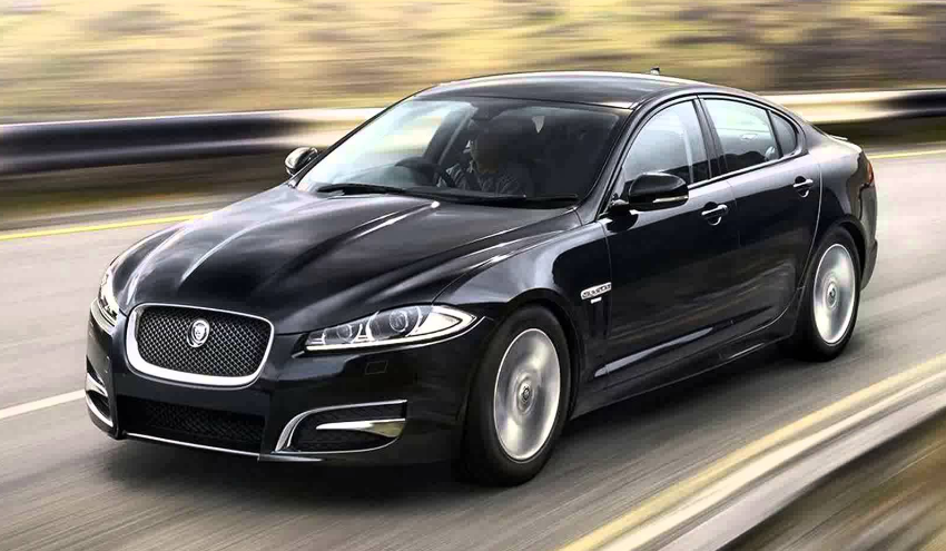 2015 Jaguar XF Owners Manual