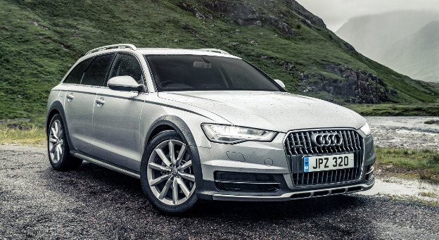 2016 Audi Allroad Ownes Manual