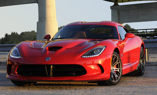 2016 Dodge Viper Owners Manual