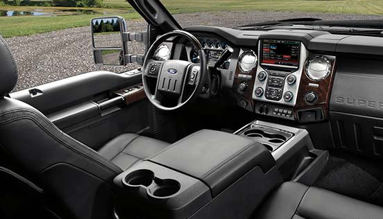 2016 Ford F-450 Interior and Redesign