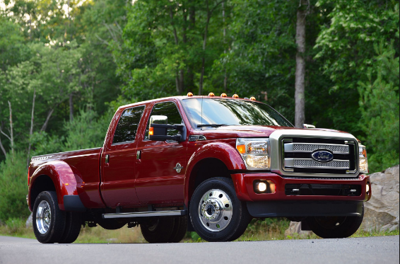 2016 Ford F-450 Owners Manual