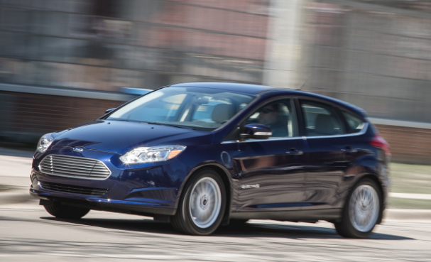 2016 Ford Focus Electric Owners Manual