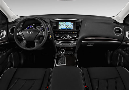 2016 Infiniti QX60 Interior and Redesign