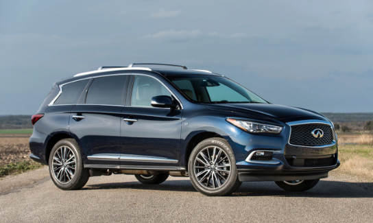 2016 Infiniti QX60 Owners Manual
