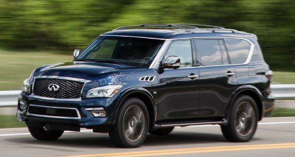 2016 Infiniti QX80 Owners Manual