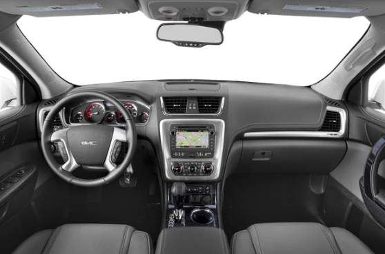 2017 GMC Acadia Limited Interior and Redesign