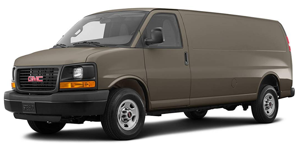2017 GMC Savana 3500 Owners Manual