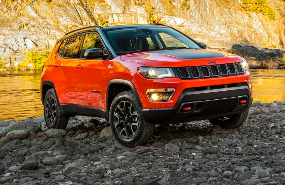 2017 Jeep Compass Owners Manual