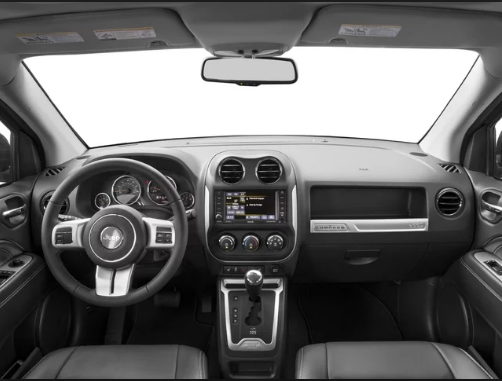 2017 Jeep Compass X Interior and Redesign