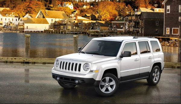 2017 Jeep Patriot Owners Manual