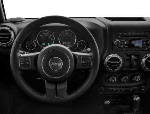 2017 Jeep Wrangler Interior and Redesign