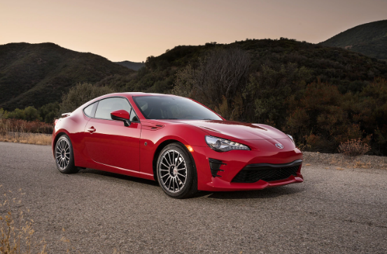2017 Toyota 86 Owners Manual