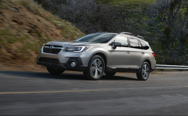 2018 Subaru Outback Owners Manual