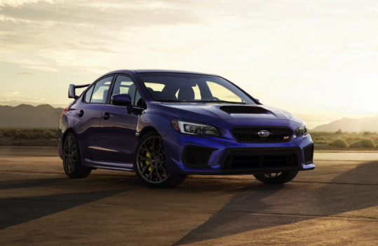 2018 Subaru WRX Owners Manual