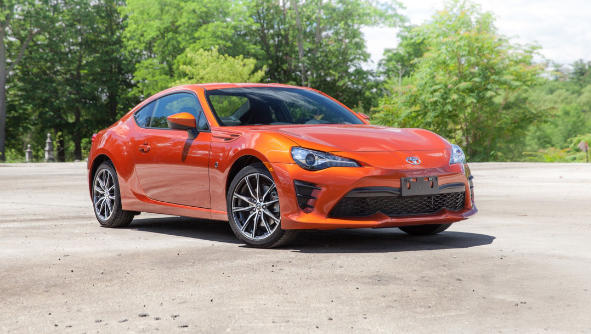 2018 Toyota 86 Owners Manual