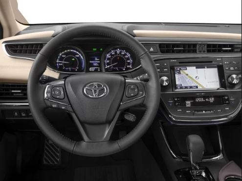 2018 Toyota Avalon Hybrid Interior and Redesign