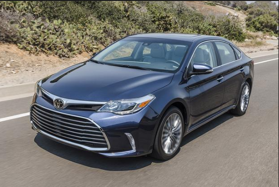 2018 Toyota Avalon Hybrid Owners Manual