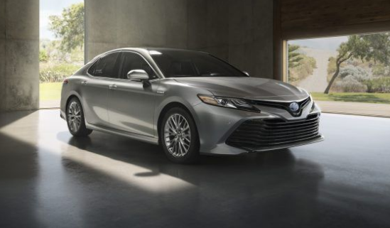 2018 Toyota Camry Hybrid Owners Manual