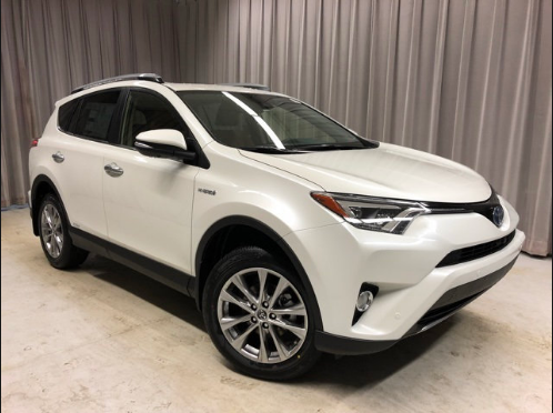 2018 Toyota RAV4 Hybrid Owners Manual