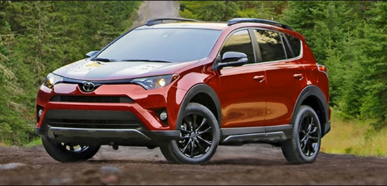2018 Toyota RAV4 Owners Manual