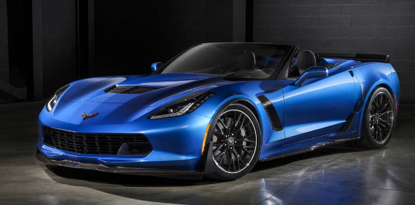 2015 Chevrolet Corvette Z06 Convertible Owners Manual and Concept