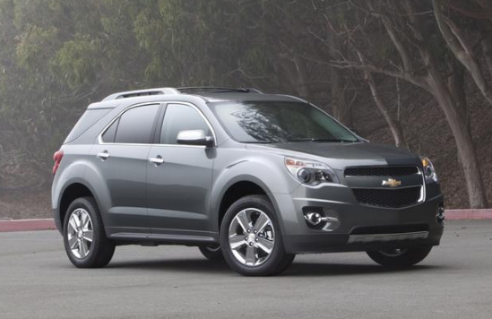 2015 Chevrolet Equinox Manual PDF
