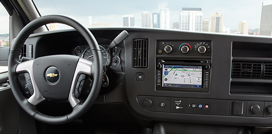 2015 Chevrolet Express 1500 Interior and Redesign