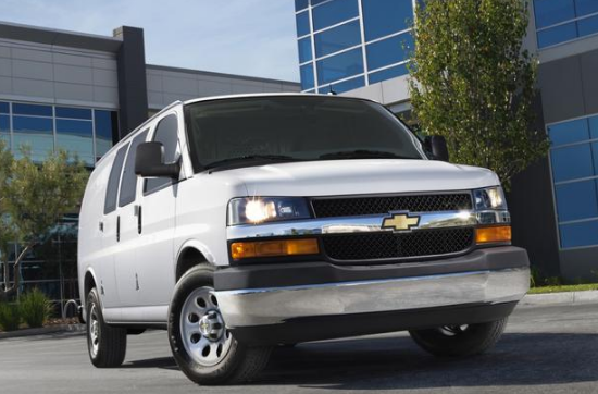 2015 Chevrolet Express 2500 Owners Manual and Concept