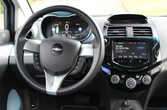 2015 Chevrolet Spark EV Interior and Redesign