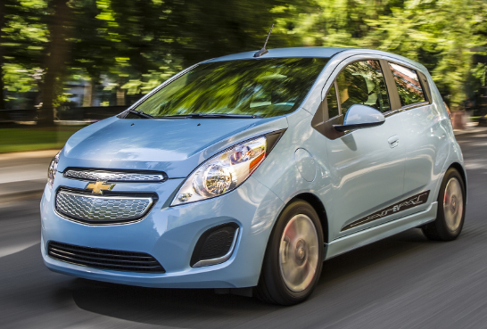 2015 Chevrolet Spark EV Owners Manual and Concept