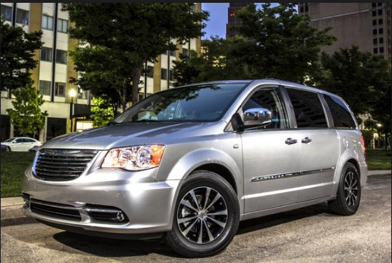 2015 Chrysler Town & Country Manual PDF