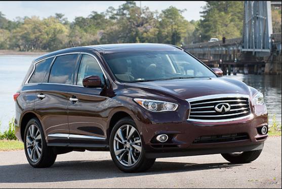 2015 Infiniti QX60 Owners Manual