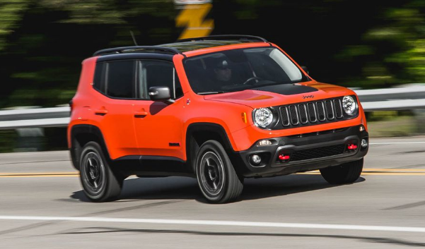 2015 Jeep Renegade Owners Manual