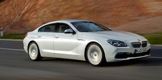 2016 BMW 6 Series Manual PDF