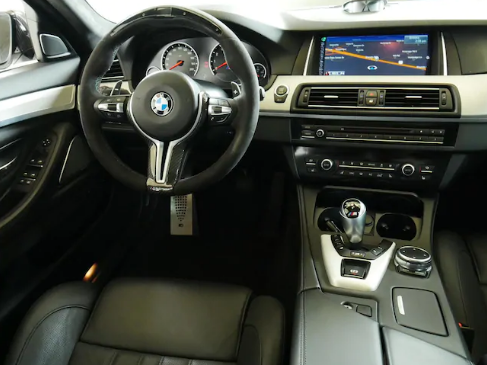 2016 BMW M5 Interior and Redesign