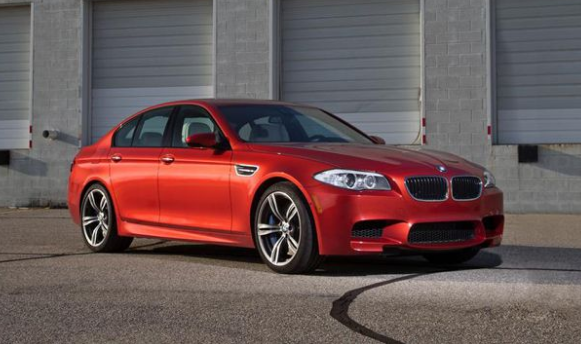2016 BMW M5 Owners Manual and Concept