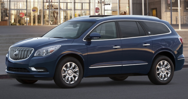 2016 Buick Enclave Manual PDF