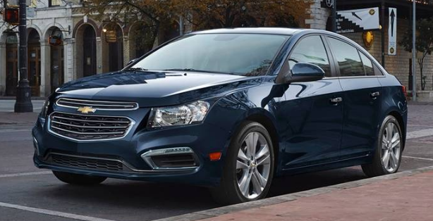 2016 Chevrolet Cruze Limited Manual PDF