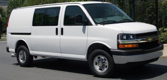 2016 Chevrolet Express 2500 Manual PDF
