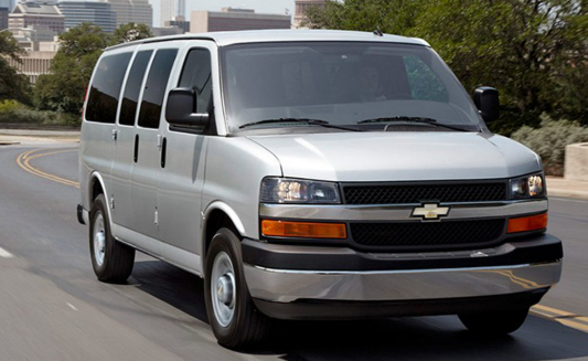 2016 Chevrolet Express 3500 Owners Manual and Concept