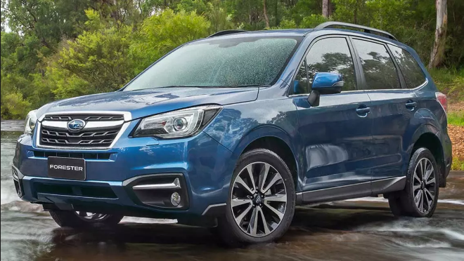 2016 Subaru Forester Owners Manual