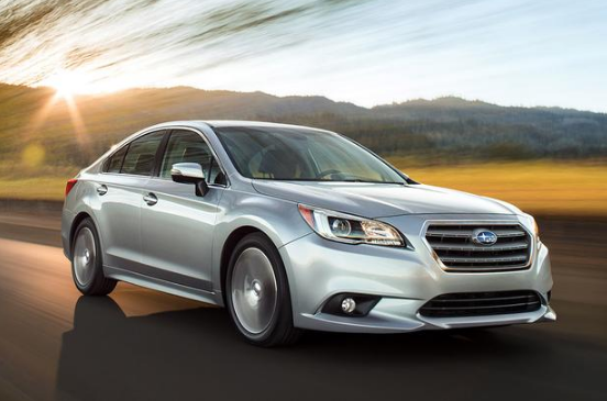 2016 Subaru Legacy Owners Manual