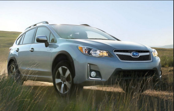 2016 Subaru XV Crosstrek Hybrid Owners Manual