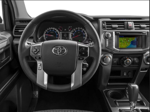 2016 Toyota 4Runner Interior and Redesign