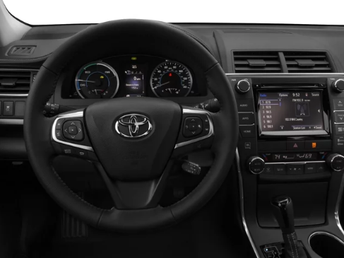 2016 Toyota Camry Interior and Redesign
