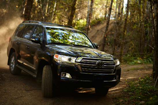2016 Toyota Land Cruiser Owners Manual