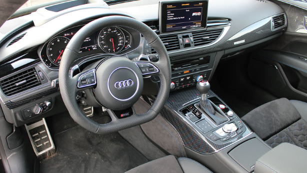 2017 Audi RS7 Interior and Redesign