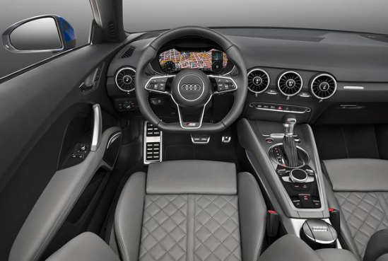 2017 Audi TTS Interior and Redesign