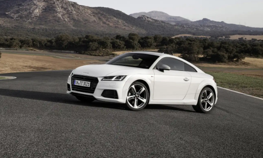 2017 Audi TTS Owners Manual and Concept